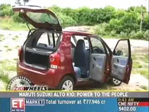 Car review: New Maruti Suzuki Alto K10