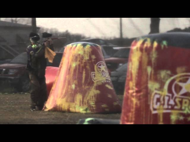 Hang the Flag! 1 vs 1, 205 Legendz vs Kastawayz | 2014 MiLP Birmingham Blast | Raw Paintball Footage