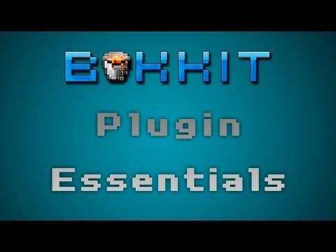 Minecraft - Plugin Essentials [Tutorial Bukkit en español ] Comandos esenciales para el servidor