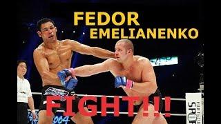 Fedor Emelianenko lutas - Melhores Momentos