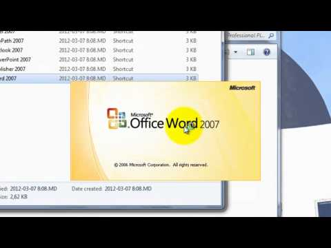 how to download full version Microsoft Office Enterpise & Professioal Plus 2007 free