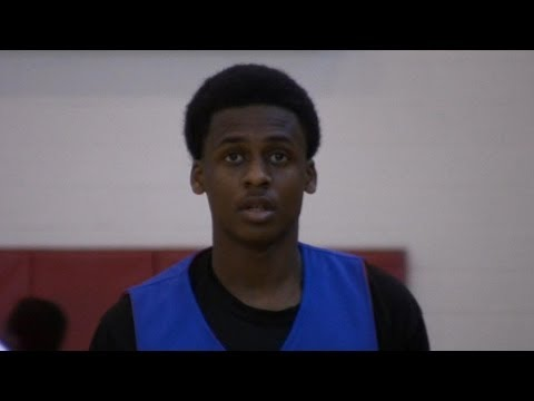 Antonio Blakeney Class of 2015 Highlights from 2012 Super Soph Camp