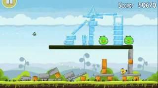 Angry Birds (Level 4-14) 3 Stars