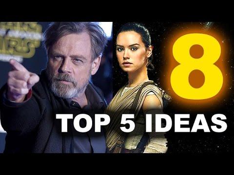 Star Wars Episode 8 2017 - Beyond The Trailer