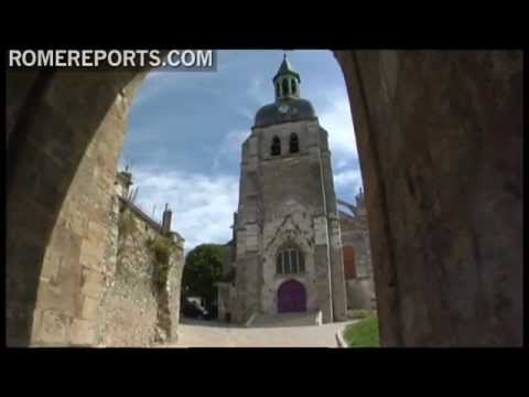 Documental sobre San Vicente de Paúl muestra cartas inéditas del santo