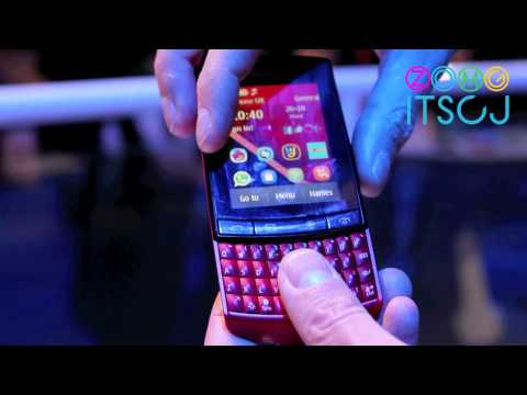 Nokia Asha 303 Overview at Nokia World 2011