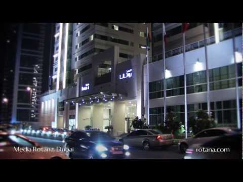 Media Rotana Hotel in Dubai, United Arab Emirates
