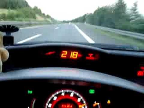 Honda Civic FN2 TypeR Autobahnfun