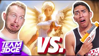 HEALERS ONLY CHALLENGE! | Overwatch