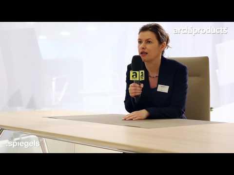 ORGATEC 2016 | Spiegels - Monika Lax