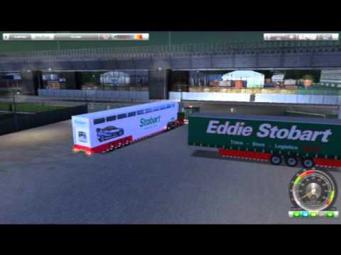 UK Truck Simulator Eddie Stobart Trucks & Trailers ***LINK***