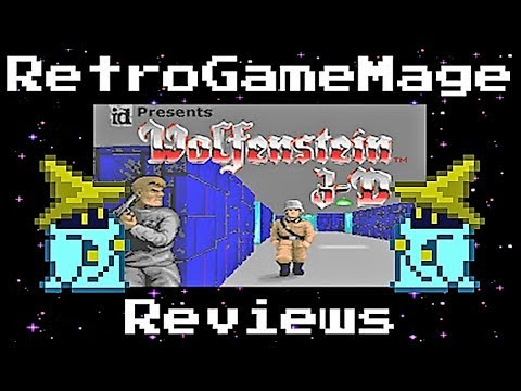 RGM Reviews - Wolfenstein 3D for GBA