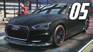 Need for Speed: Heat - Part 5 - Audi S5 Sportback Build