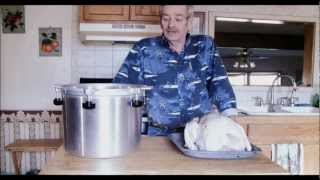Pressure Cooking Turkey