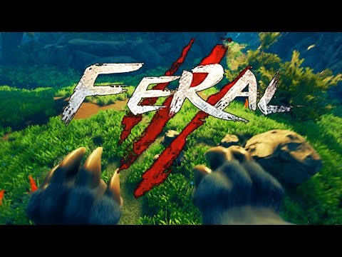 Feral - Unleash the Beast! - Let's Play Feral Gameplay - Free Game Demo