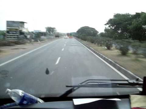 A ride in a Rathimeena Volvo bus
