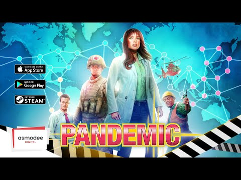 Pandemic: The Board Game APK Cover