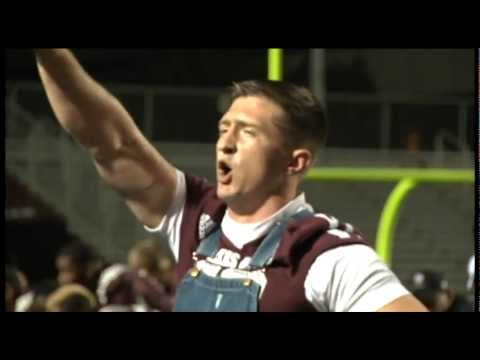 Texas A&M Yell Practice Alabama