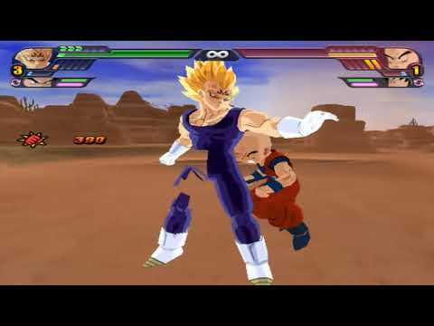DRAGON BALL Z BUDOKAI TENKAICHI 3 LATINO VERSION FINAL GAMEPLAY ULTIMATE BATTLE