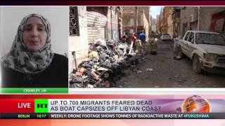 Lampedusa migrant boat disaster: 700 feared dead as ship capsizes off Libya