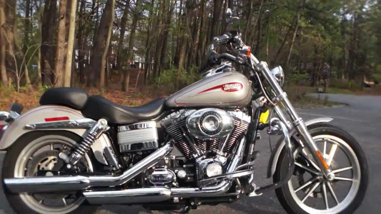 Harley Dyna For Sale >> 2007 HARLEY-DAVIDSON FXDL Dyna Lowrider For Sale - YouTube