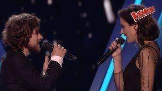 Společný song Jany a Petera - Jana Kirschner : Pokoj v duši | The Voice Česko Slovensko 2019
