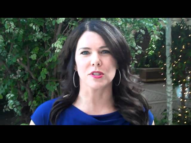 Lauren Graham - Which Actor Inspired You To Raise Your Own Game?