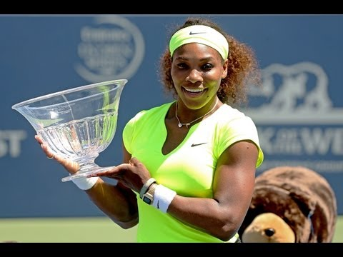 2012 Bank the West Classic Final WTA Highlights