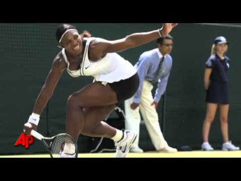 Serena Out at Wimbledon, Beaten in 4th Round