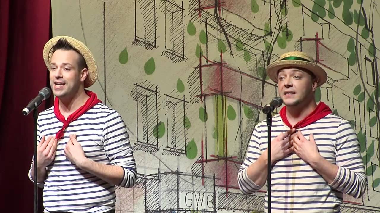 Zwei kleine italiener bei gwg gala in schwerte youtube - Kleines kinderzimmer fa r zwei ...