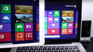 iPad Pro running Windows Remotely