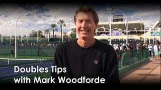 Doubles Tips with Mark Woodforde