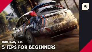 5 Tips for Beginners - DiRT Rally 2.0