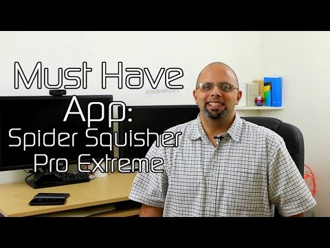 Spider Squisher Pro Extreme – Must Have App Review video