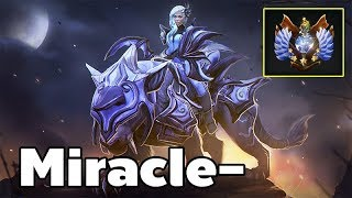 Miracle- Pro Luna Carry Rank MMR Game