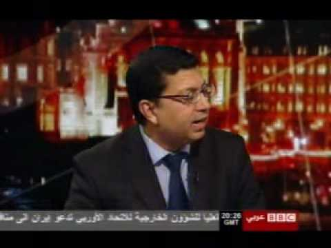 Najam Abbas on BBC Arabic Television, June 14, 2010