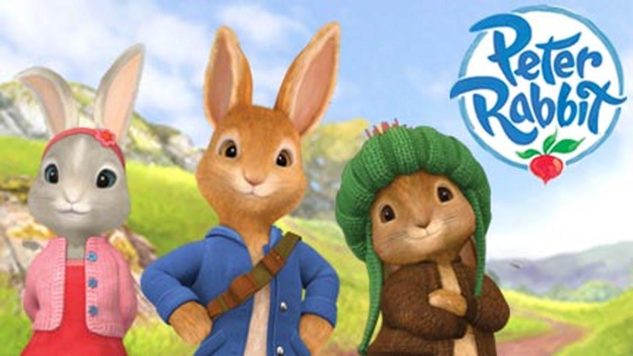 Peter Rabbit Full Games