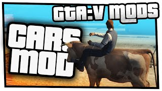 GTA 5 Mods - Crazy Vehicles!