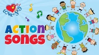 Mother Earth with lyrics | Children Love to Sing & Dance | Earth & Environment Song