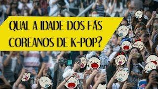 K-POP É COISA DE CRIANÇA NA COREIA??