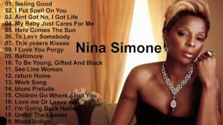 Nina Simone Greatest Hits The Best Of Nina Simone