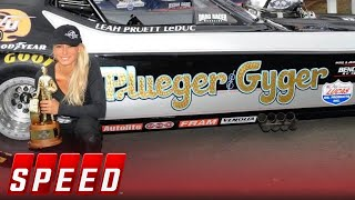 'My Journey' with Leah Pritchett | 2018 NHRA DRAG RACING