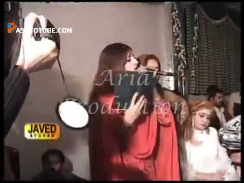 Afghani Farsi Song With Hot Dance By Persian Girls   Singer Nazia Iqbal   Pashto Tube
