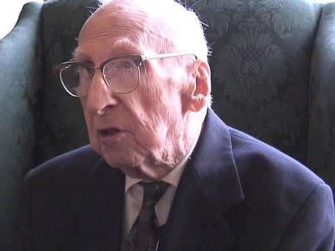 Walter Breuning at 110-years-old