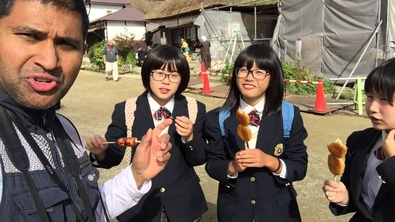 Japanese high school students 2018