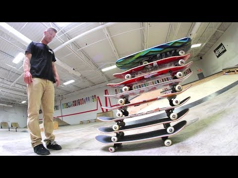 The Skateboard Of Death! / Warehouse Wednesday