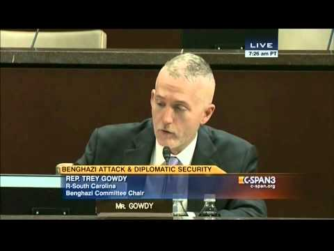 Gowdy Opening Statement at Public Benghazi Select Committee Hearing 2