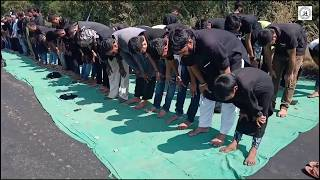 Walking​ juloos 2017 part 3 | Juloos-E-Ehsaase Safar-E-Karbala |Mumbra to Mumbai