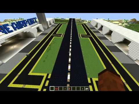 Minecraft: Flan's MOD - Aviones. vehiculos y armamento II Guerra Mundial + Tutorial de Instalación