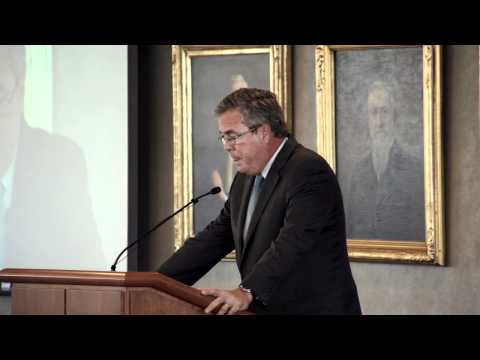 Governor Jeb Bush Luncheon on Education
